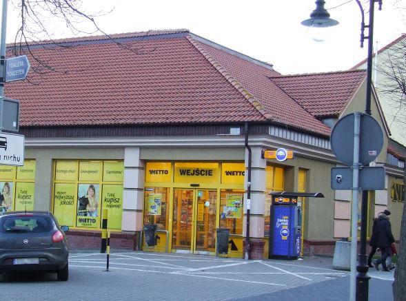 Market Netto Ustka