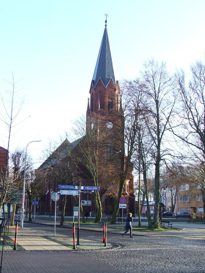 Kościół Najświętszego Zbawiciela Ustka