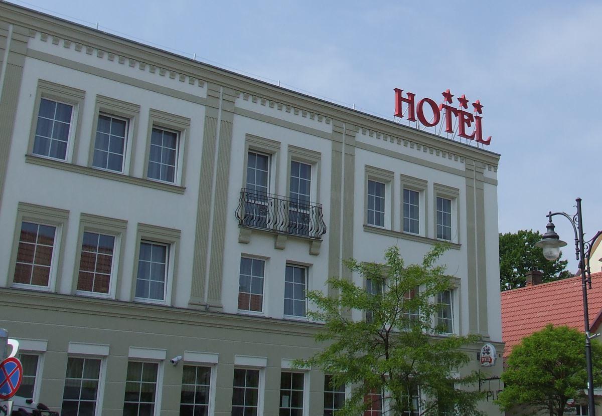 hotel w ustce