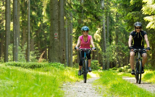 Rajd pieszy i rowerowy Ustka