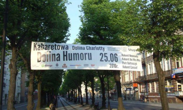 Dolina Charlotty Kabareton 2016 – Kabaretowa Dolina Humoru 2016