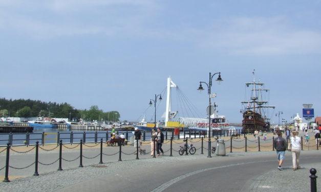Jakie atrakcje czekają na turystów w Ustce w ostatni weekend lipca?
