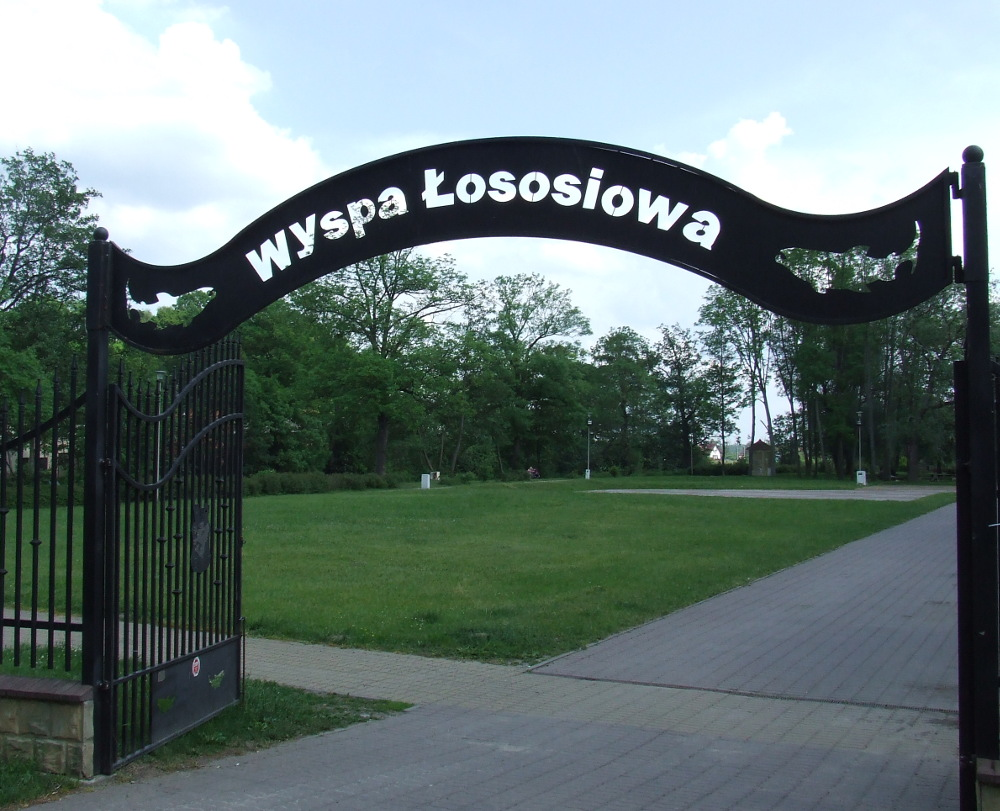 Wyspa Łososiowa, Darłowo 2016.