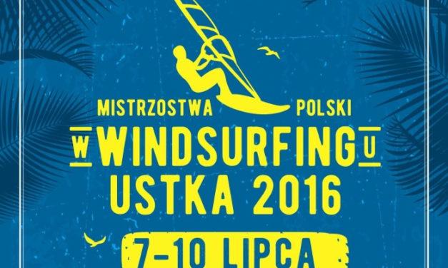 Mistrzostwa Polski w Windsurfingu Ustka 2016