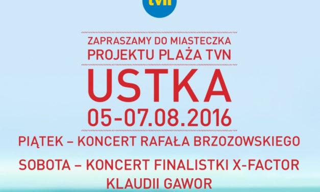 Od piątku do niedzieli Projekt Plaża TVN w Ustce!