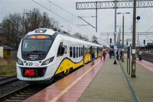 Turystyka kolejowa – pociąg Galeon z Wrocławia do Ustki