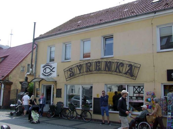 Restauracja Syrenka – kuchenne rewolucje Ustka | Booking.Ustka.PL