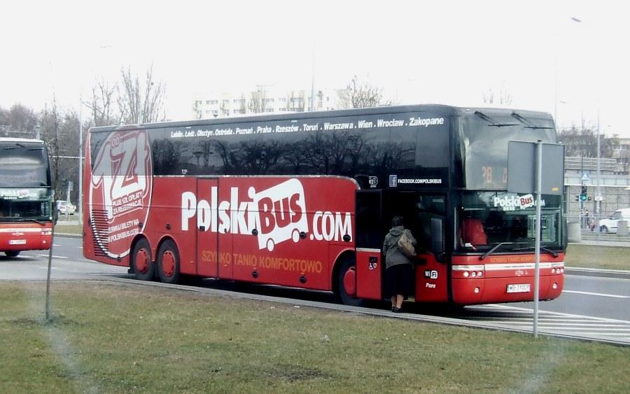 PolskiBus.com jeździ do Ustki. Sprawdź połączenia Polskiego Busa do Ustki