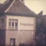 Ustka i Słupsk na filmie z 1941 roku